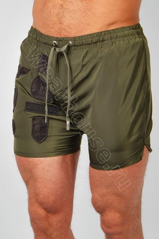 7d59a5caa803 Мужские плавательные шорты Dsquared. Купить в интернет магазине ...