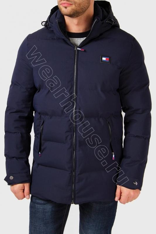 Зимняя мужская куртка Tommy Hilfiger. Купить в интернет магазине ... 2826ad73414ca