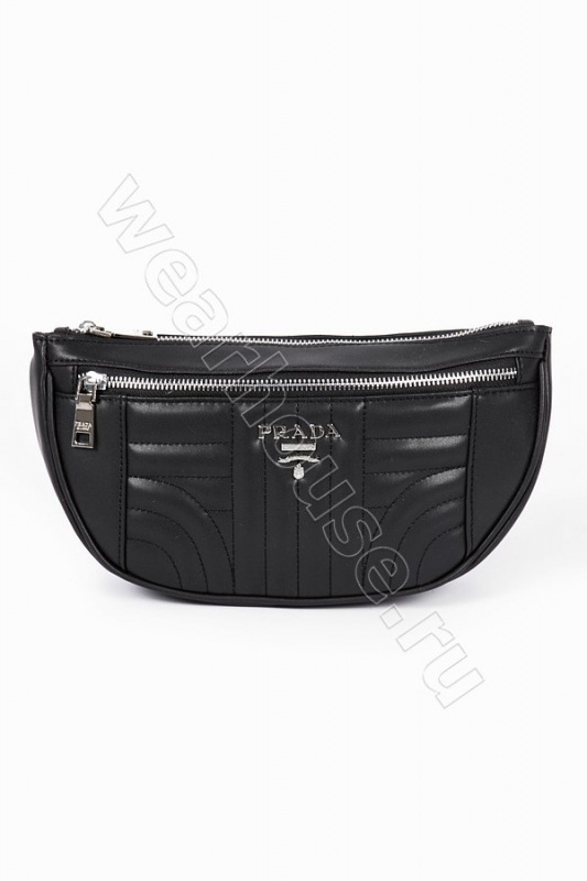8fcb1ff49736 Женская кожаная сумка Prada. Купить в интернет магазине. Цена в СПб ...