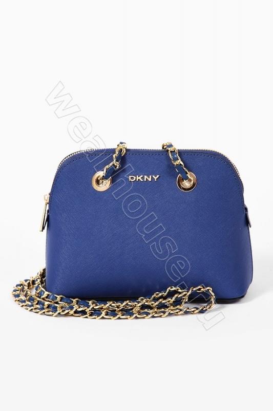 51f0d15590b0 Женская кожаная сумка DKNY. Купить в интернет магазине. Цена в СПб ...