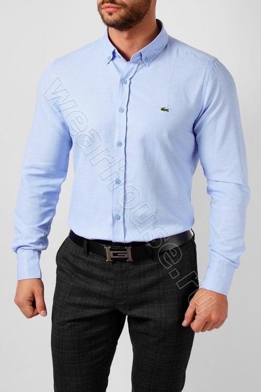 Мужская рубашка Lacoste. Купить в интернет магазине. Цена в СПб ... fa1a355fc47