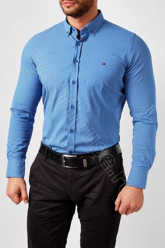28ef699d1ad Мужская рубашка Tommy Hilfiger. Купить в интернет магазине. Цена в ...