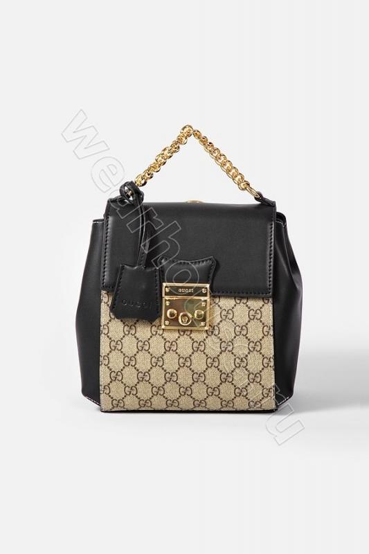 Женская кожаная сумка Gucci. Купить в интернет магазине. Цена в СПб ... c776e145baa