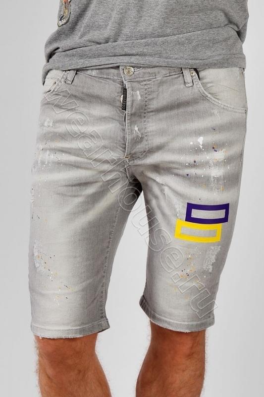 368673b62051 Мужские джинсовые шорты Dsquared2. Купить в интернет магазине. Цена ...