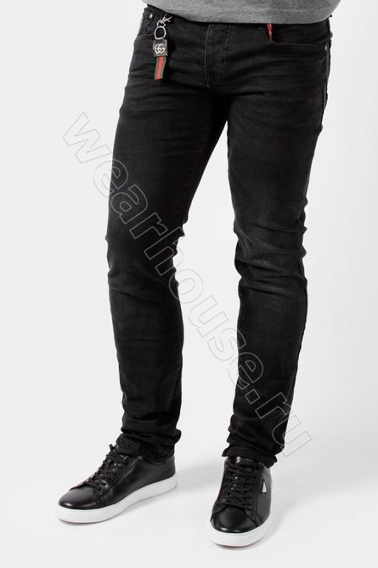 2372538bd3b2 Мужские джинсы Gucci. Купить в интернет магазине. Цена в СПб   WearHouse