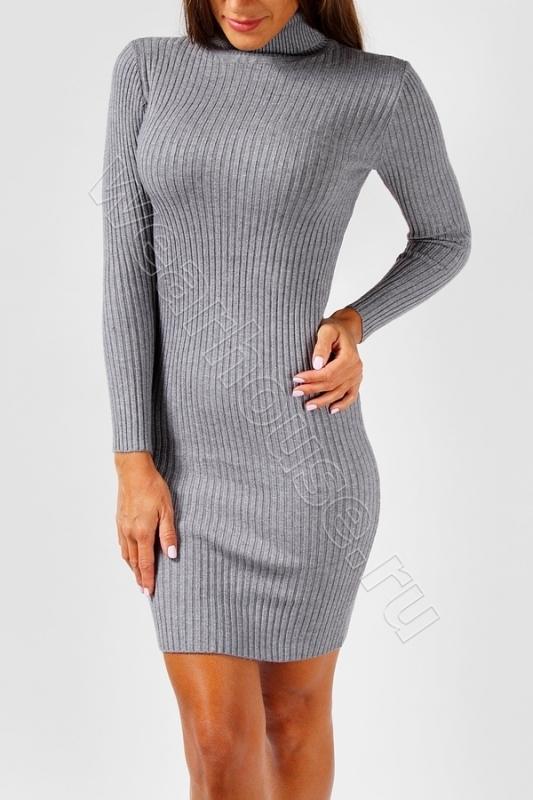 04608403f9e Платье в рубчик Wear House. Купить в интернет магазине. Цена в СПб ...