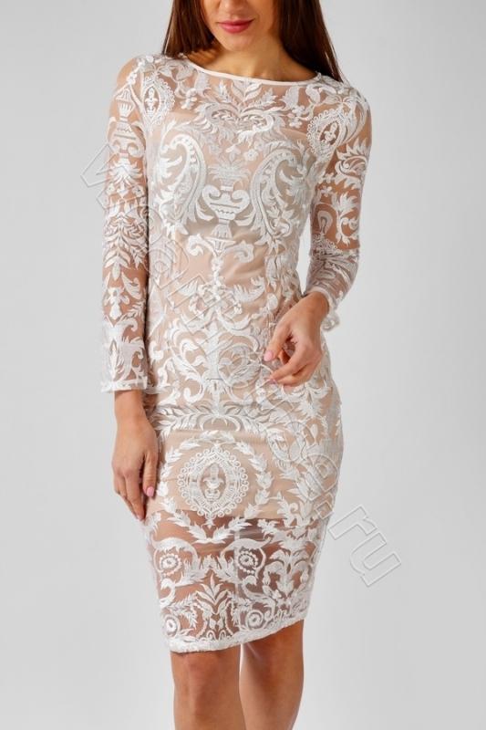 50b12db7013 Ажурное платье. Купить в интернет магазине. Цена в СПб