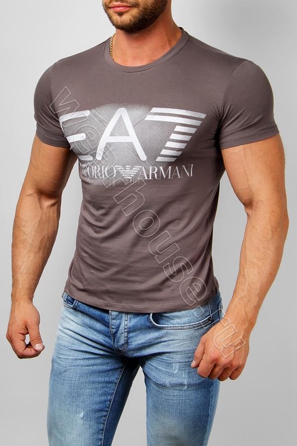 мужская футболка Armani. Купить в интернет магазине. Цена в СПб ... 38747e47e7d