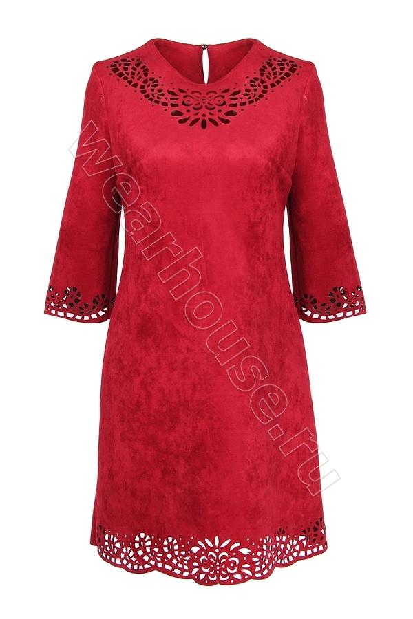 Платье Замшевое Купить Россия