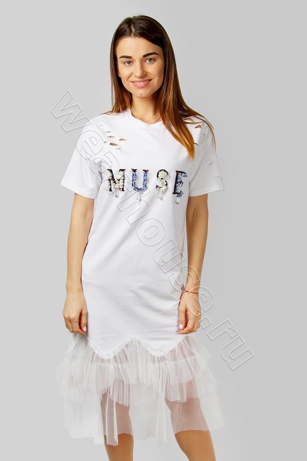 78a1c685c99f099 Женское платье Wear House. Купить в интернет магазине. Цена в СПб ...
