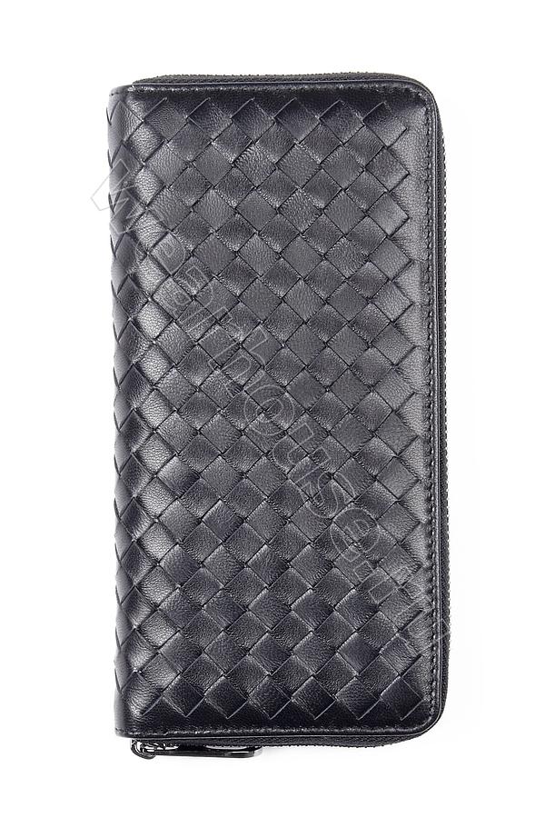 5e91efde7da4 Черный кошелек Bottega Veneta. Купить в интернет магазине. Цена в ...