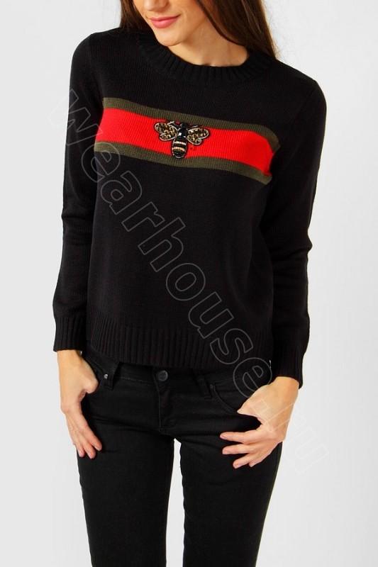 c1fa9499b04a Женская кофта Gucci. Купить в интернет магазине. Цена в СПб   WearHouse