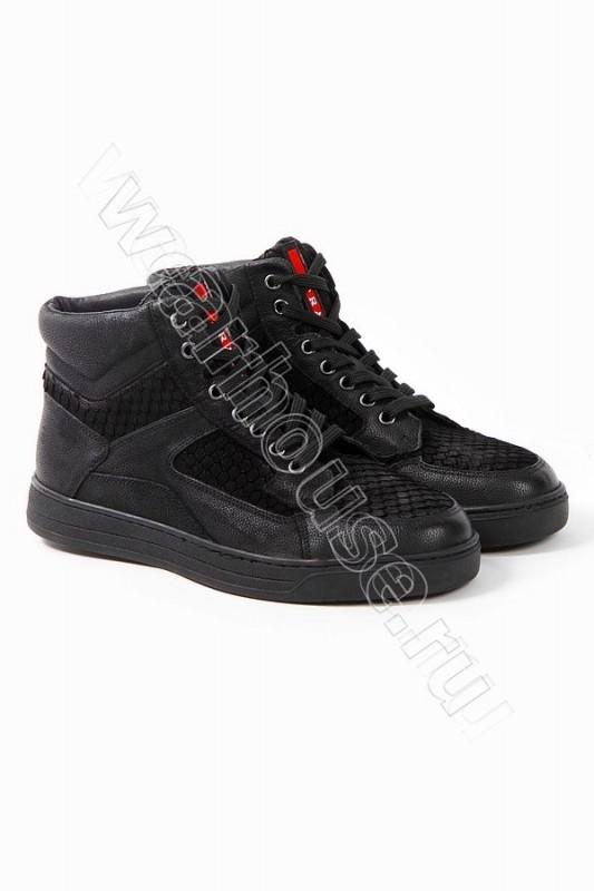 ec339b698e2b Мужская обувь Prada. Купить в интернет магазине. Цена в СПб   WearHouse
