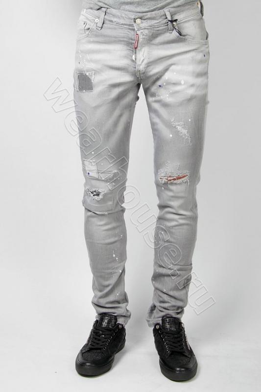 a0a7c39ba36a Мужские джинсы Dsquared. Купить в интернет магазине. Цена в СПб ...